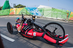 SCHATTAUER Wolfgang, AUT, H2, Cycling, Time-Trial at Rio 2016 Paralympic Games, Brazil