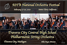 Travis City Central High School Philharmonic String Orchestra