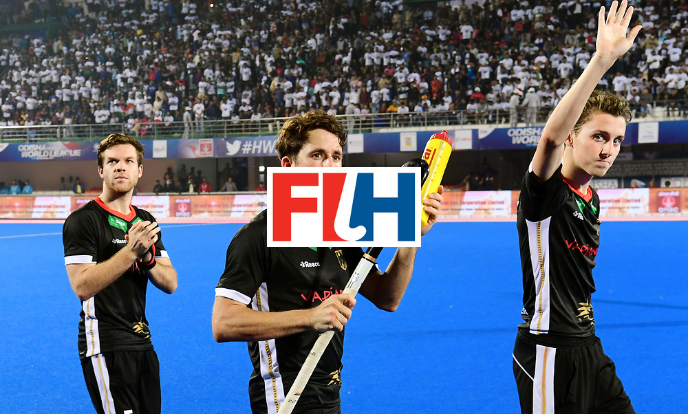 Odisha Men's Hockey World League Final Bhubaneswar 2017<br /> Match id:21<br /> India v Germany<br /> Foto:<br /> COPYRIGHT WORLDSPORTPICS FRANK UIJLENBROEK