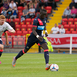 Gateshead v Newcastle United | Pre-season friendly | 10 July 2015