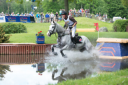 Jones Richard (GBR) - Highland Ford<br />  CCI4* Luhmuhlen 2013<br /> © Hippo Foto - Jon Stroud