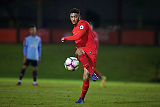 161123 Liverpool U23 v Burnley