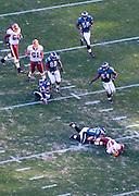 Philadelphia Eagles vs the Washington Redskins at Fed Ex Field on December 10, 2006