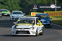 #19 Bobby THOMPSON  Power Maxed Racing  Volkswagen Polo  Milltek Sport Volkswagen Racing Cup at Oulton Park, Little Budworth, Cheshire, United Kingdom. May 30 2016. World Copyright Peter Taylor/PSP.