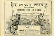 Lipton Tea from The Graphic.