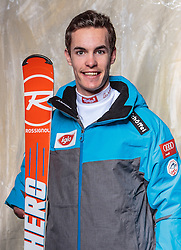 08.10.2016, Olympia Eisstadion, Innsbruck, AUT, OeSV Einkleidung Winterkollektion, Portraits 2016, im Bild Nico Pajantschitsch, Behindertensport, Herren // during the Outfitting of the Ski Austria Winter Collection and official Portrait Photoshooting at the Olympia Eisstadion in Innsbruck, Austria on 2016/10/08. EXPA Pictures © 2016, PhotoCredit: EXPA/ JFK
