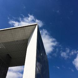 Defense Arch, Paris