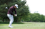 Rak Hyun Cho (KOR) in action on the 16th tee during the third round of the Hauts de France-Pas de Calais Golf Open, Aa Saint-Omer GC, Saint- Omer, France. 15/06/2019<br /> Picture: Golffile | Phil Inglis<br /> <br /> <br /> All photo usage must carry mandatory copyright credit (© Golffile | Phil Inglis)