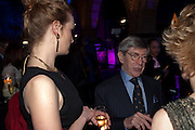 ANNABEL TOPHAM; JACK KEENAN, Almeida Theatre Gala, One Mayfair, 13a North Audley Street London 23 February 2012.