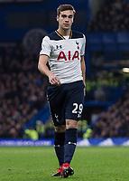 Football - 2016/2017 Premier League - Chelsea V Tottenham Hotspur<br /> <br /> <br /> at Stamford Bridge.<br /> <br /> COLORSPORT/DANIEL BEARHAM