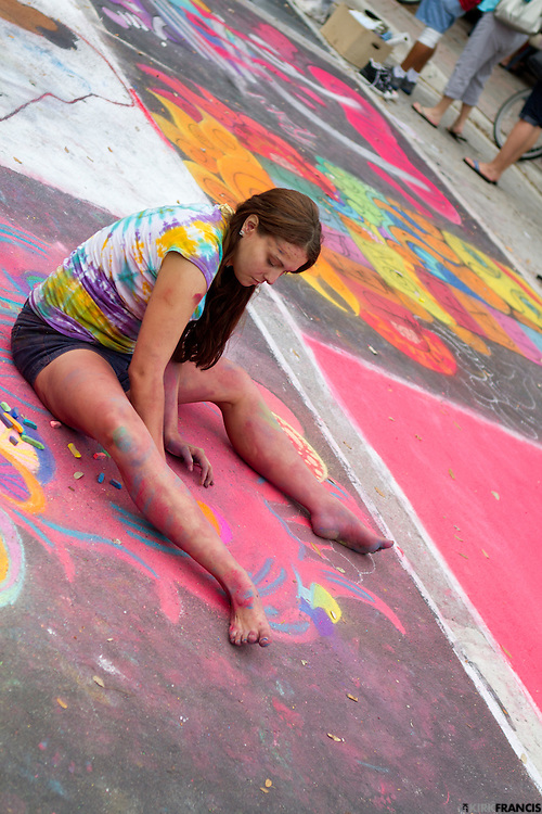 2012 Street Painting Festival