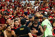 10.06.2018 - RIO DE JANEIRO, RJ - Vinicius Junior durante partida entre Flamengo X Parana válida pela décima primeira rodada do campeonato Brasileiro de 2018 no estádio do Maracanã, zona norte da cidade, neste domingo (10/06) ( Foto: Rudy Trindade / FramePhoto )