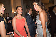NURIA CARTE; MAGDALENA GABRIEL; SANDRA, MURCIA Dinner for Sonia Falcone to celebrate her participation in 56th Venice Biennale she represented Bolivia at the Pavilion of the Instituto Italo-Latinoamericano at the Arsenale. Dinner at the Ridotto Ballroom, Hotel Monaco and Grand Canal, Venice, Venice Biennale, Venice. 8 May 2015