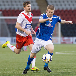 Airdrieonians v Stranraer | Scottish league One | 24 January 2015