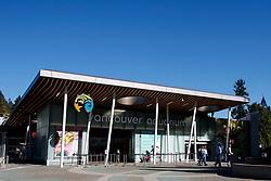 Vancouver Aquarium Marine Science Centre, Stanley Park, Vancouver, British Columbia, Canada