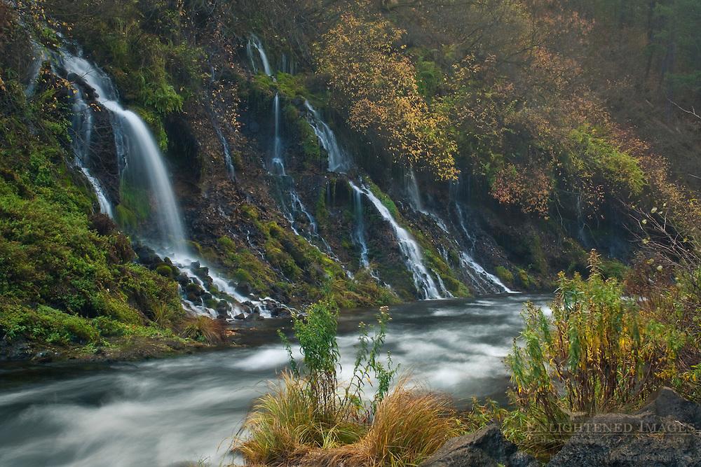 McArthur-Burney Falls Memorial State Park, Shasta County, California