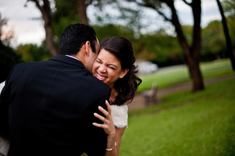 10/9/11 7:03:20 PM -- Zarines Negron and Abelardo Mendez III wedding Sunday, October 9, 2011. Photo©Mark Sobhani Photography