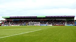 Bristol Rovers fans at Northampton Town - Mandatory by-line: Robbie Stephenson/JMP - 07/10/2017 - FOOTBALL - Sixfields Stadium - Northampton, England - Northampton Town v Bristol Rovers - Sky Bet League One