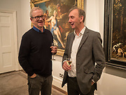 HARRY ENFIELD, KEITH COVENTRY, Keith Coventry crack pipes exhibition , .Dickinson, 58 Jermyn Street, London 6-8 pm. London November  1  2017.