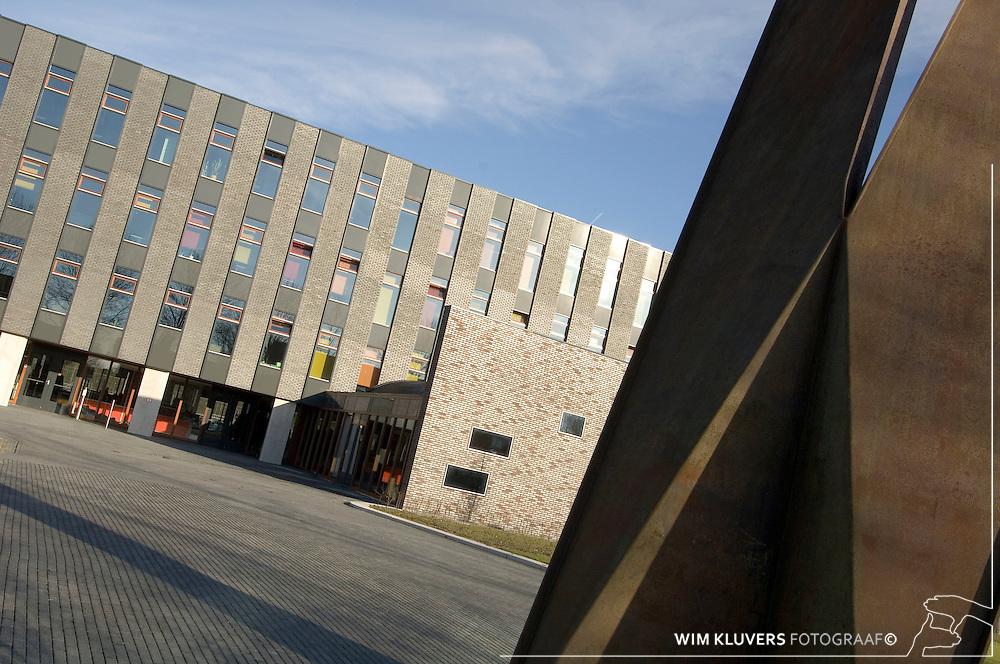 Heerhugowaard 20070125<br /> Trinitas College locatie Beukenlaan