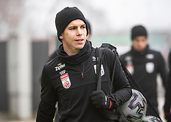 13.01.2020, Waldstadion, Pasching, AUT, 1. FBL, Trainingsauftakt, LASK, im Bild Peter Michorl (LASK) // during a Trainingssession of Austrian tipico Bundesliga Club LASK at the Waldstadion in Pasching, Austria on 2020/01/13. EXPA Pictures © 2020, PhotoCredit: EXPA/ Reinhard Eisenbauer