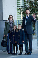 112213 King Juan Carlos of Spain Goes Under Surgery