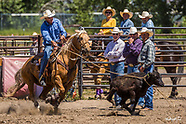 Men's Breakaway Roping