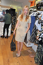 LAURA WHITMORE at a party to celebrate the launch of Salt Resortwear store at 69 Walton Street, London SW3 on 20th June 2012.