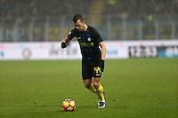 31.01.2017 - Milano -  Coppa Italia Tim   -  Inter-Lazio nella  foto: Ivan Perisic - Inter