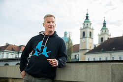 Portrait of Andrew Fenton, head coach of Slovenian Rugby team, on November 16, 2016 in Ljubljana, Slovenia. Photo by Vid Ponikvar / Sportida