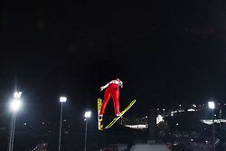 February 12, 2018 - Pyeongchang, SOUTH KOREA - 180212 Silje Opseth of Norway competes in Ski Jumping, Women's Normal Hill Individual Final, during day three of the 2018 Winter Olympics on February 12, 2018 in Pyeongchang..Photo: Joel Marklund / BILDBYRN / kod JM / 87619 (Credit Image: © Joel Marklund/Bildbyran via ZUMA Press)
