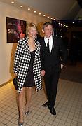 "Daniel Craig and Heike Maatch, The Times BFI London Film Festival 2003 - closing night party at Mezzo, ""Sylvia""© Copyright Photograph by Dafydd Jones 66 Stockwell Park Rd. London SW9 0DA Tel 020 7733 0108 www.dafjones.com"