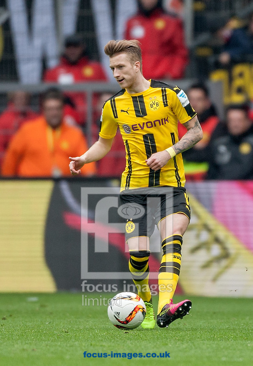 Marco Reus of Borussia Dortmund during the Bundesliga match at Signal Iduna Park, Dortmund<br /> Picture by EXPA Pictures/Focus Images Ltd 07814482222<br /> 14/05/2016<br /> ***UK &amp; IRELAND ONLY***<br /> EXPA-EIB-160515-0081.jpg