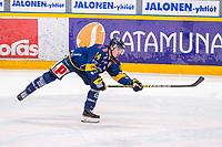 2020-01-17 | Rauma, Finland : Lukko (14) Ville Heinola during the game between Lukko-Kärpät in Kivikylän Areena ( Photo by: Elmeri Elo | Swe Press Photo )