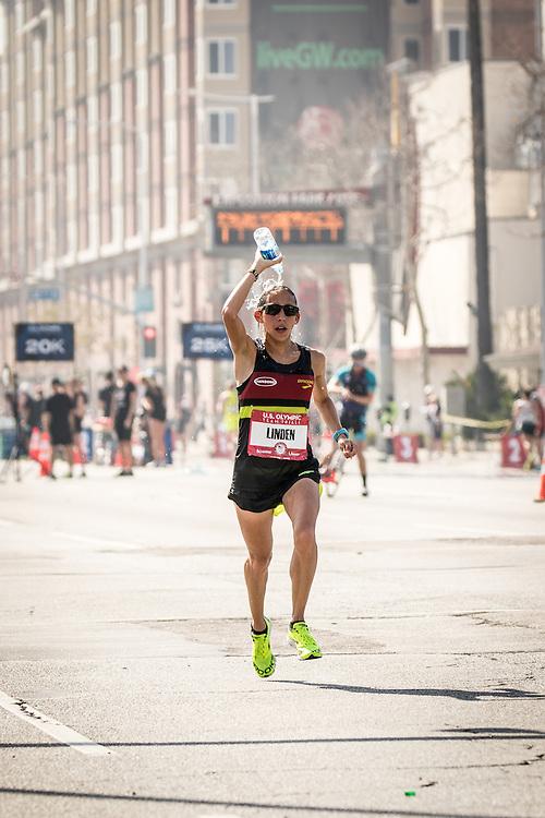 USA Olympic Team Trials Marathon 2016, Desi Linden Hanson Brooks