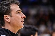 Gabriele Bettini<br /> Banco di Sardegna Dinamo Sassari - Fiat Auxilium Torino<br /> Legabasket Serie A LBA PosteMobile 2017/2018<br /> Sassari, 27/01/2018<br /> Foto L.Canu / Ciamillo-Castoria