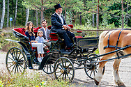 23-8-2018 - Södermanland  The gift from the County of Södermanland is to make available and increase the interest in nature in beautiful Södermanland. The inauguration will be held on August 23, in the presence of Prince Carl Philip, Princess Sofia and Prince Alexander. COPYRIGHT ROBIN UTRECHT