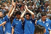 Europei Roma 1991 - Premiazioni - Sandro Dell'Agnello, Roberto Premier, Antonello Riva