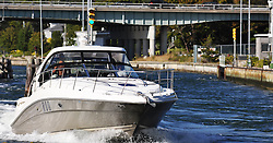 Power Boat, Sail Boat Tour Boat