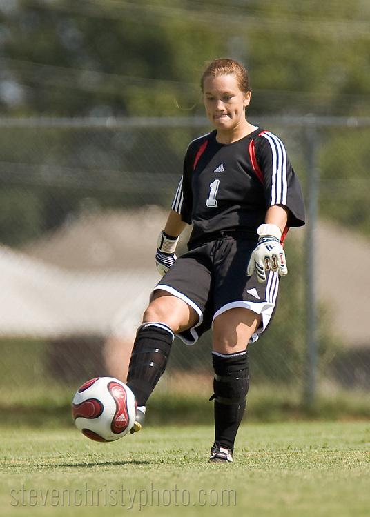 OC Women's Soccer vs Park.September 29, 2007.1-1 tie
