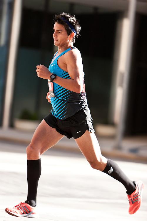 Tapia, men's marathon