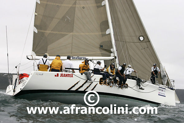 SAILING - Pittwater to Coffs Harbour 2006 - Sydney (AUS) - 02/01/2006 - Photo : Andrea Francolini<br />EASY TIGER