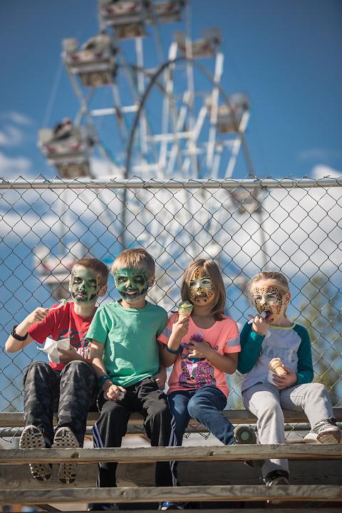 The Alaska State Fair, Palmer, Alaska