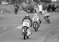 Ulster Grand Prix - 1973 - 197308180571BB. Can you identify the riders in this photo? If you can please get in touch.<br /> <br /> Copyright Image from Victor Patterson, 54 Dorchester Park, Belfast, UK, BT9 6RJ<br /> <br /> Tel: +44 28 9066 1296<br /> Mob: +44 7802 353836<br /> Voicemail +44 20 8816 7153<br /> Skype: victorpattersonbelfast<br /> Email: victor@victorpatterson.com<br /> Email: victorpatterson@me.com (back-up)<br /> <br /> IMPORTANT: If you wish to use this image or any other of my images please go to www.victorpatterson.com and click on the Terms & Conditions. Then contact me by email or phone with the reference number(s) of the image(s) concerned.