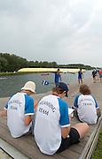 2006, U23 Rowing, Championships, Hazewinkel, BELGIUM Saturday, 22.07.2006. Photo  Peter Spurrier/Intersport Images email images@intersport-images.com....[Mandatory Credit Peter Spurrier/ Intersport Images] Rowing Course, Bloso, Hazewinkel. BELGUIM