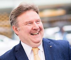 16.04.2018, Innere Stadt, Wien, AUT, Eröffnung der Schanigarten Saison, im Bild Stadtrat Michael Ludwig (SPÖ), EXPA Pictures © 2018, PhotoCredit: EXPA/ Michael Gruber