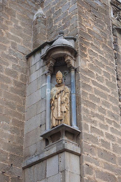 Detalle fachada de la catedral de Toledo. España ©Country Sessions Country Sessions / PILAR REVILLA