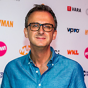 NLD/Amsterdam/20160822 - Seizoenpresentatie NPO 2016, Jeroen Snel