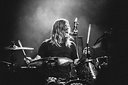 Taylor Hawkins and the Coattail Riders performing live at The Brook concert venue in Southampton, UK on June 8, 2010