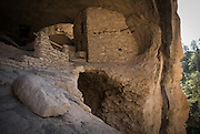 Gila Cliff Dwelling National Monument is located in the Gila National Forest near to Silver City, New Mexico. Higher altitudes and cool streams make Gila National Forest a popular summer destination.
